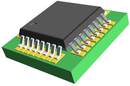 Component 3D Models Free
