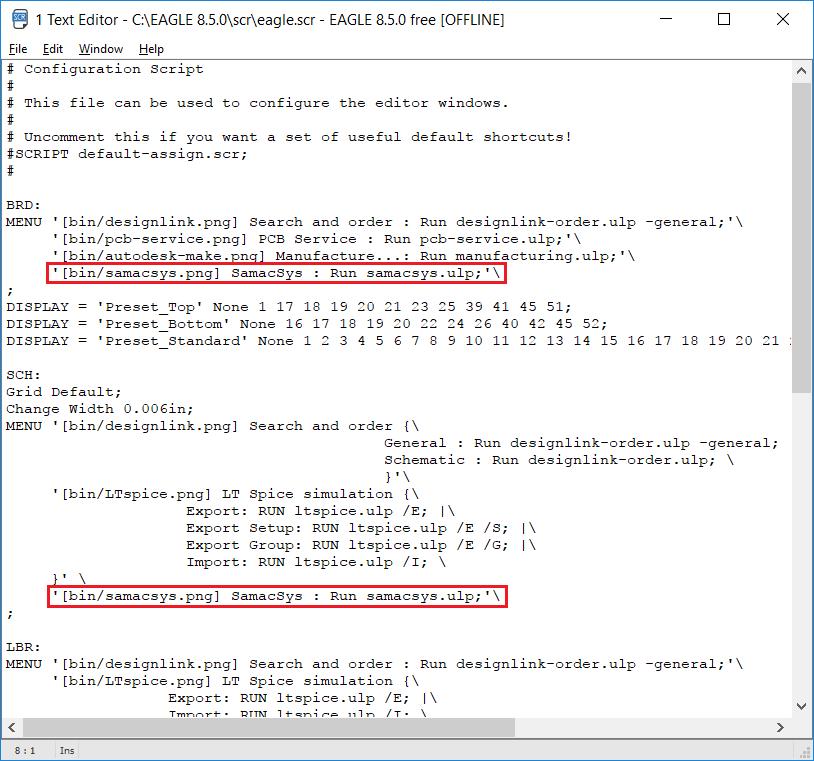 EAGLE_Script_File