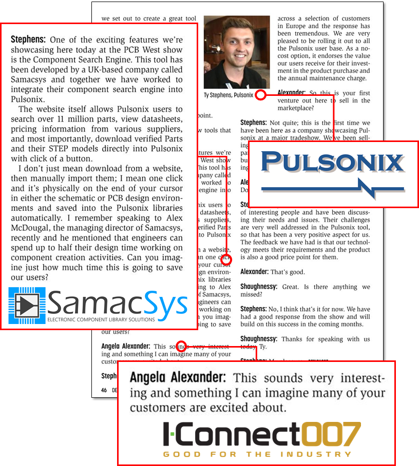 Pulsonix Library