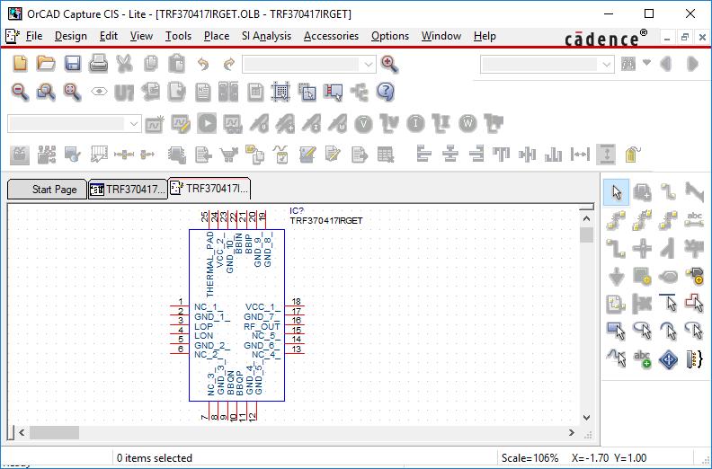 OrCAD/Allegro Libraries - FREE Symbols, PCB Footprints, 3D