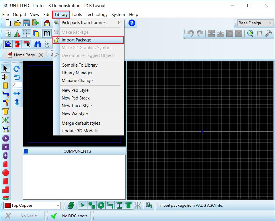 Pcb Design Steps Using Proteus