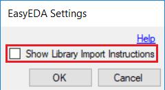 EasyEDA Library Import Instructions - SamacSys