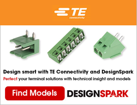 TE Connectivity PCB Models