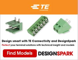 TE Connectivity PCB Models