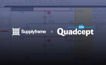 supplyframe partners with quadcept